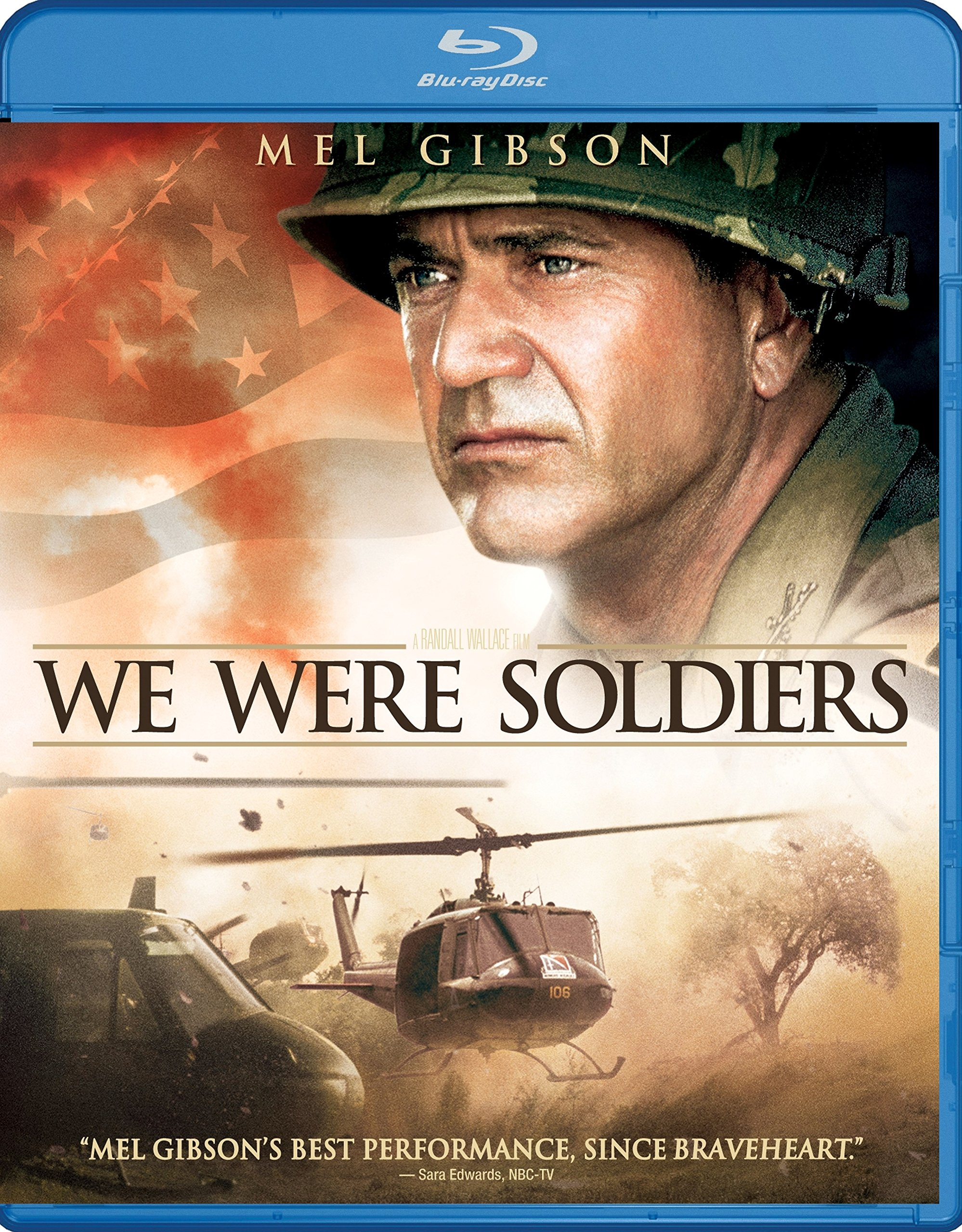 Blu-ray : We Were Soldiers (Widescreen, Dolby, AC-3, Dubbed, )