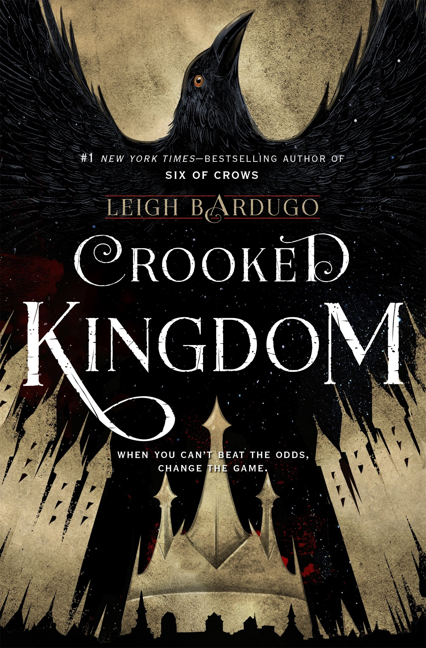 Image result for crooked kingdom leigh bardugo