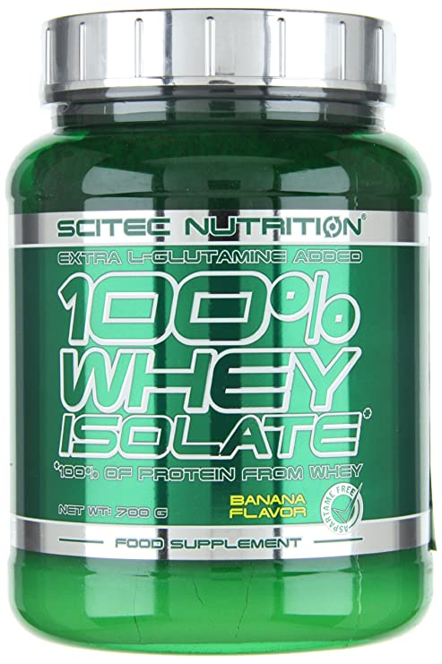 Scitec Nutrition Whey Isolate plátano 700 g