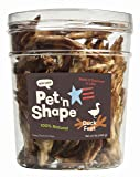 Pet 'N Shape 30 Count All-Natural Usa Duck Feet Dog