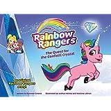 Amazon Com Rainbow Rangers Rockin Rainbow Colors 9781250190345
