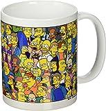 The Simpsons Personnages Tasse en céramique