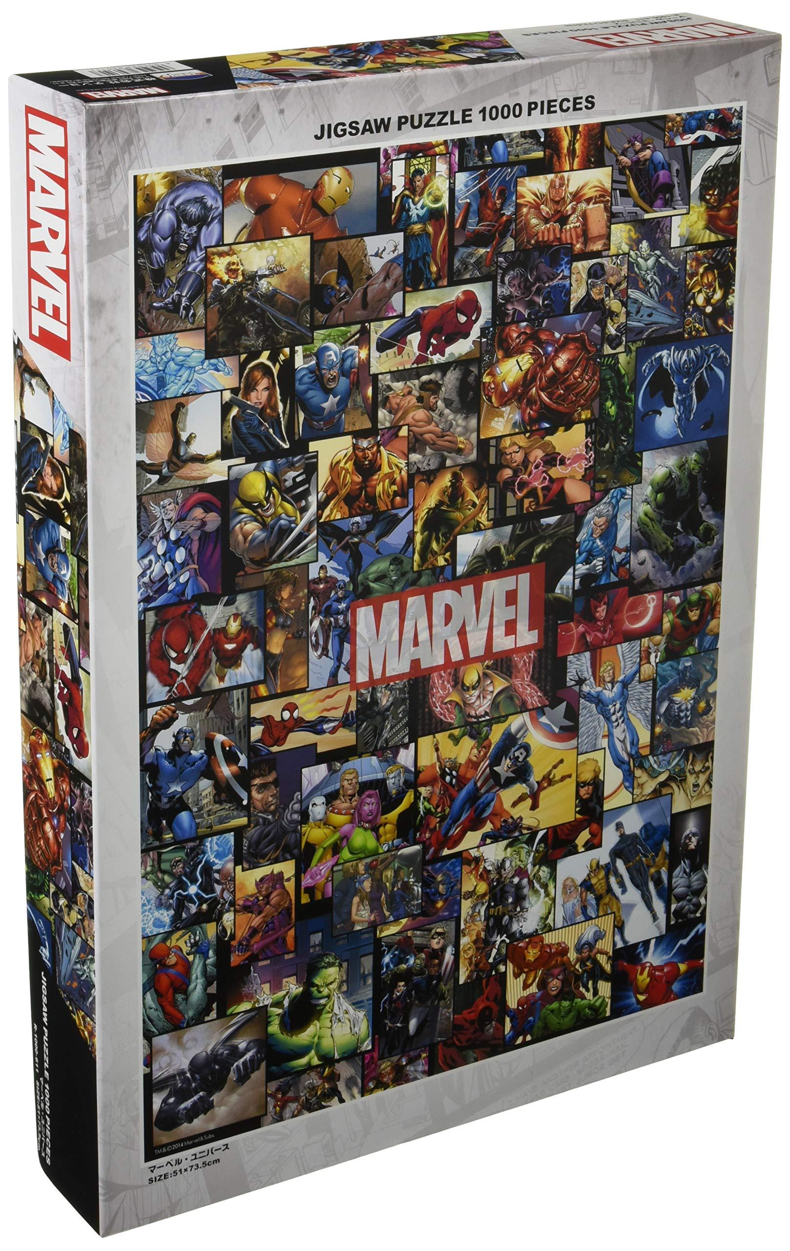 Marvel 1000 Piece Marvel Universe R-1000-611