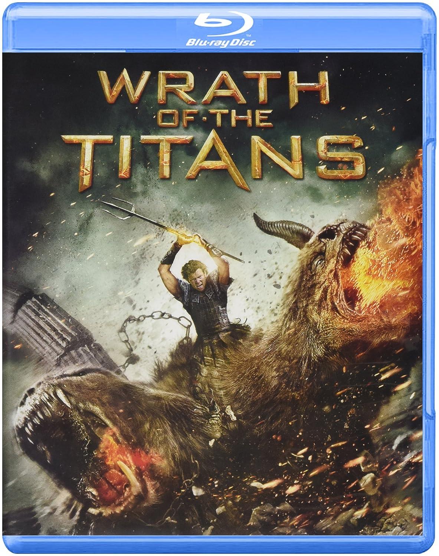 Wrath of the Titans [USA] [Blu-ray]: Amazon.es: Sam ...