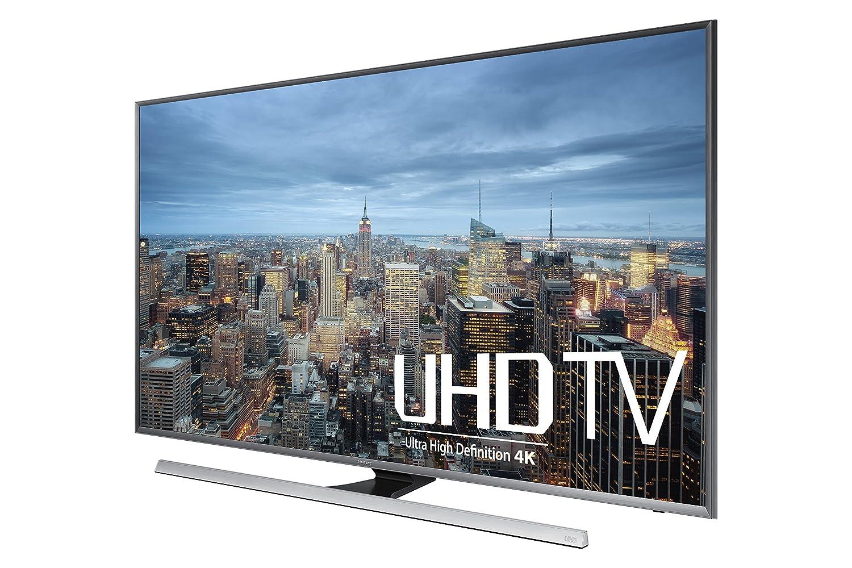 Amazoncom Samsung Un85ju7100 85 Inch 4k Ultra Hd Smart Led Tv