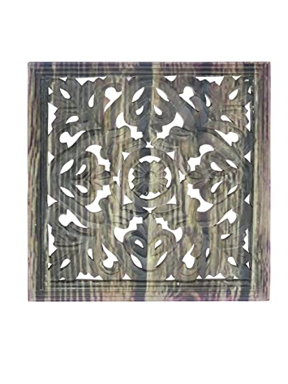 Amazon Com Craftrail Carved Wood Wall Plaques Wood Wall Hanging