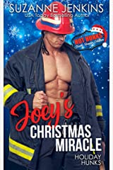 Holiday Hunks - Joey's Christmas Miracle (Hot Hunks Steamy Romance Collection Book 6) Kindle Edition