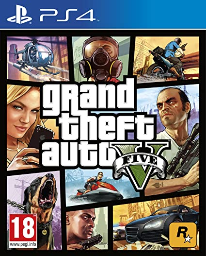 Grand Theft Auto V: Amazon.es: Videojuegos