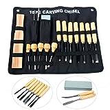 Yaetek Wood Carving Knife Tool Set 16