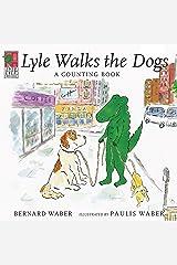 Lyle, Lyle Crocodile: Lyle Walks the Dogs Kindle Edition