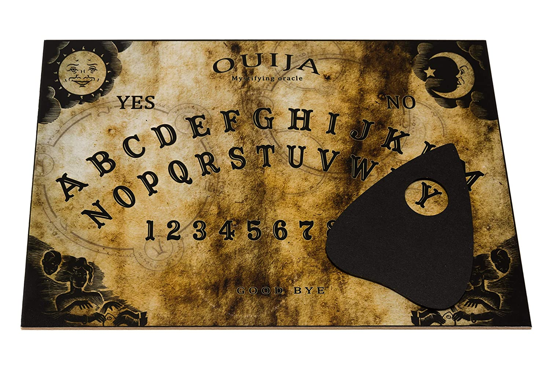 Wiccan Star Ouija Brett Hexenbrett mit detaillierten anweisungen
