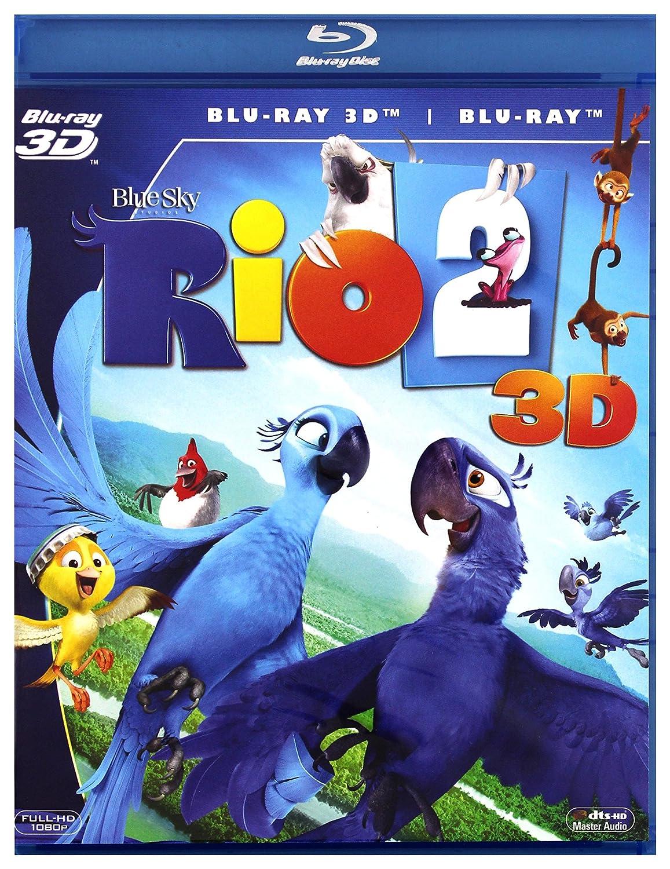 Rio 2 Blu-Ray + Blu-Ray 3D Region Free IMPORT No hay versión ...