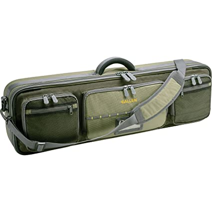110ba688f8f Amazon.com : Allen Cottonwood Fishing Rod & Gear Bag, Hold up to 4 fishing  rods : Sports & Outdoors
