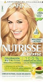 Garnier Nutrisse Creme Coloración permanente con mascarilla nutritiva de cuatro aceites - Tono:…