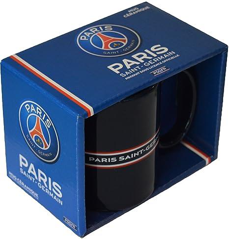Coffret d 1 Mug tasse PSG - Collection officielle PARIS SAINT GERMAIN -  Football Ligue 75c829ebda2