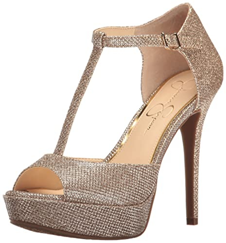 9283ad8e2e08 Jessica Simpson Women s Bansi Platform Pump  Amazon.ca  Shoes   Handbags