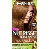 Garnier Nutrisse Haircolor B3 Cafe Con Leche (Golden Brown, U-HC-11330)