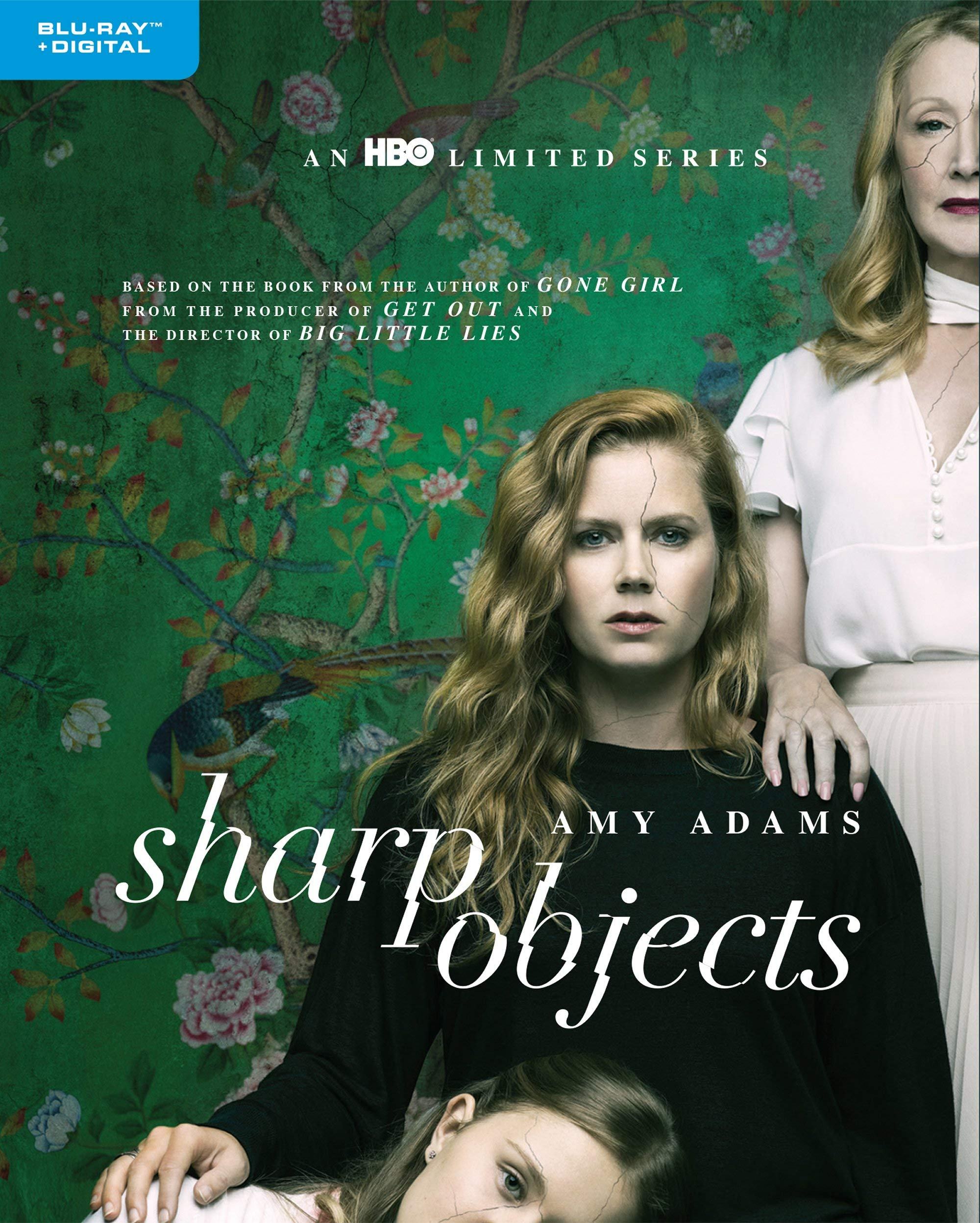 Blu-ray : Sharp Objects (Ultraviolet Digital Copy, Standard Edition, 2 Pack, Digital Copy)