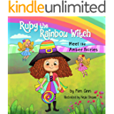 Ruby the Rainbow Witch: Meet the Amber Fairies: (Ruby the Rainbow Witch Book 3)