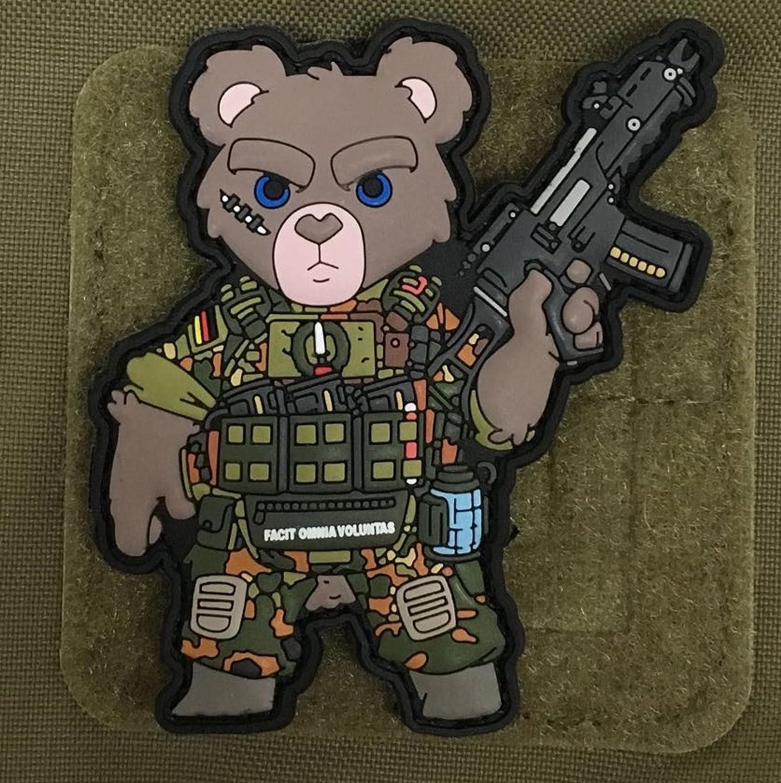 Image result for commando teddy bear