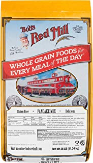 product image for Bob's Red Mill Gluten Free Pancake Mix, 25 Pound