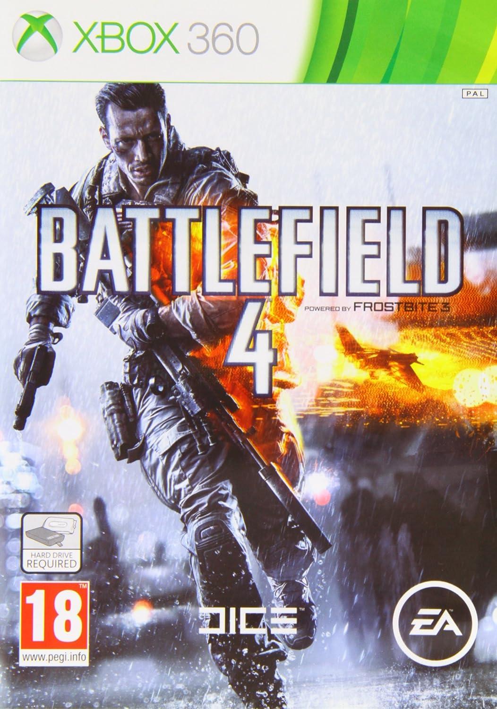 Battlefield 4 - Standard Edition (Xbox 360): Amazon co uk: PC
