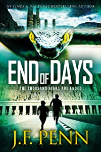 End of Days (ARKANE Book 9)