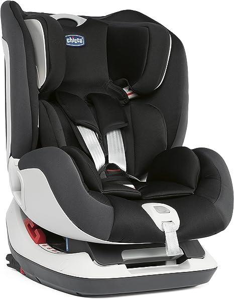 Chicco Seat Up 012, Silla de coche grupo 0+/1/2 Isofix, negro ...
