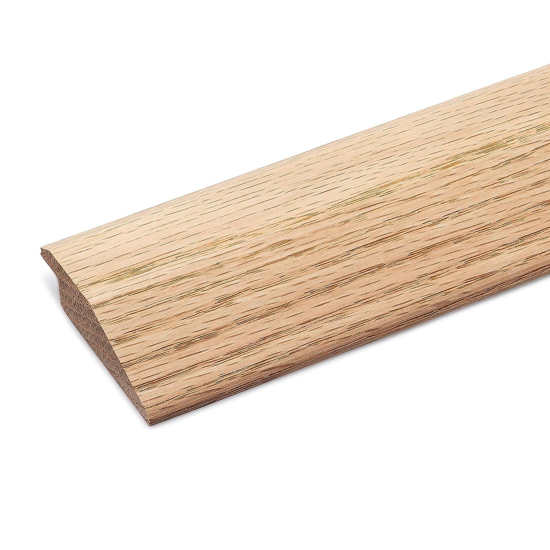 3 FT 3//8 Overlap Oak Molding 2 1//4 Wide