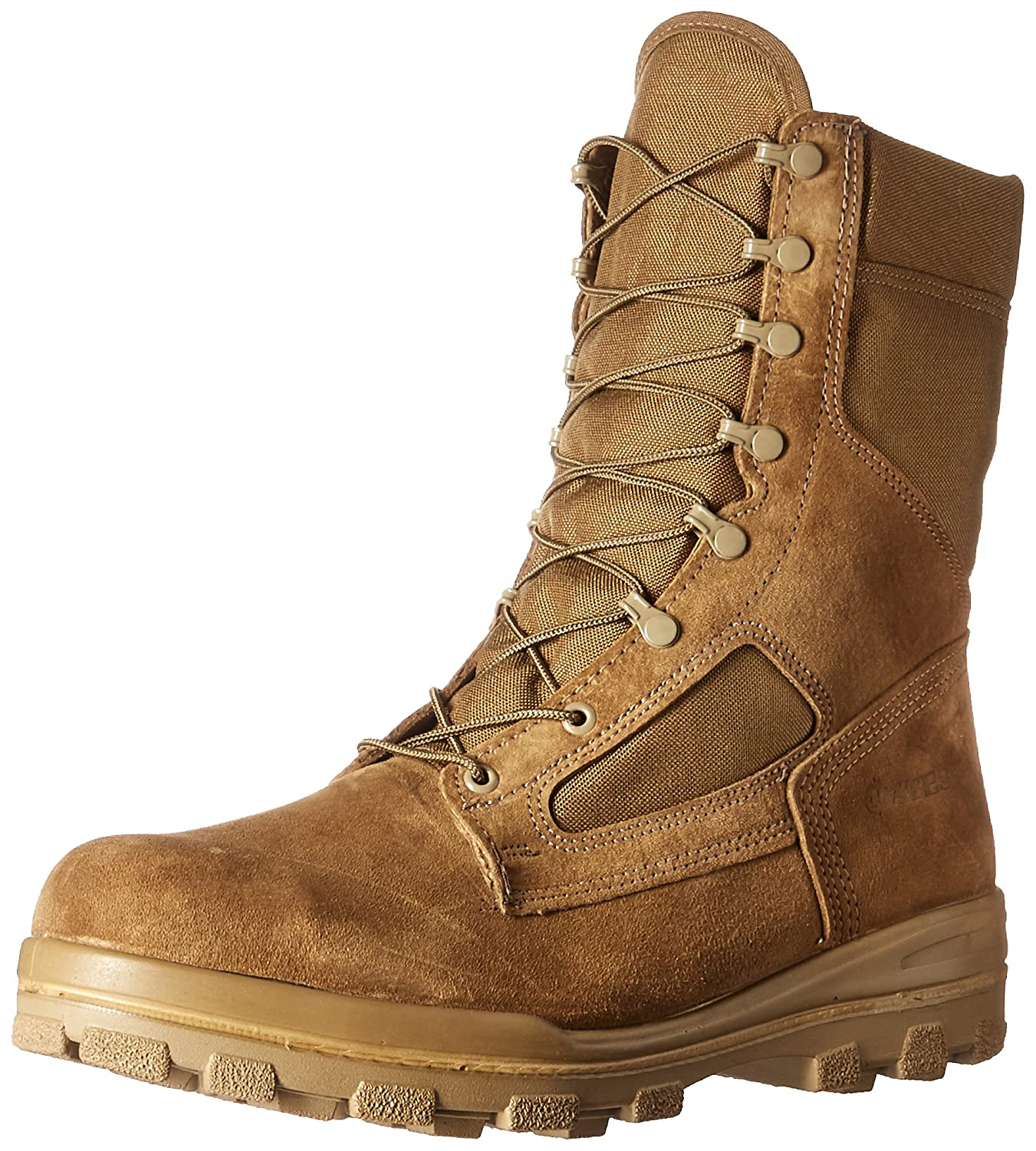 Bates Men's DuraShocks Steel Toe Military & Tactical Boot Bates Tactical Footwear E70701