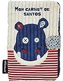Les Déglingos Protège carnet de santé Hippipos l'Hippo
