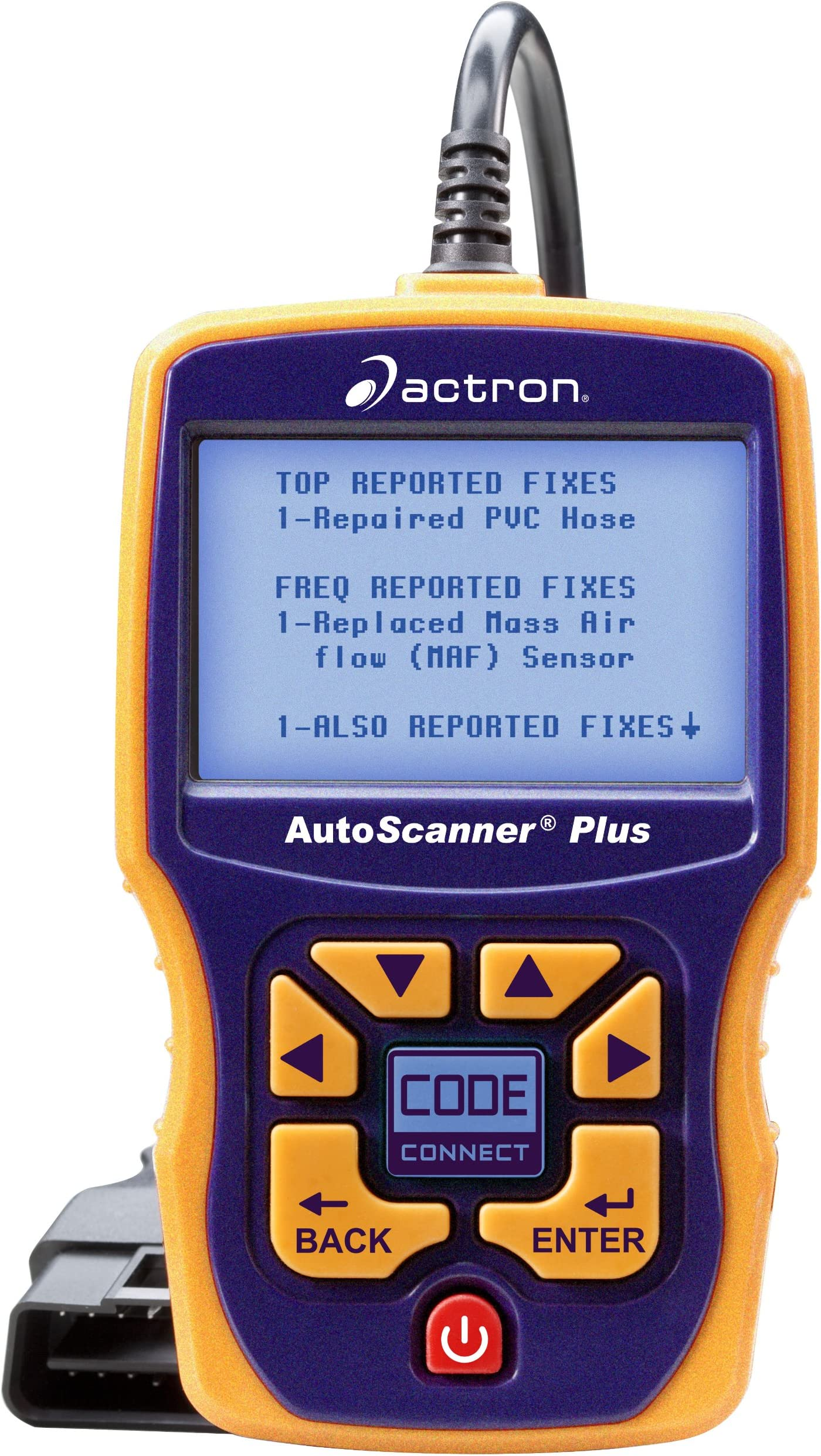Actron Cp9580a Enhanced Autoscanner Plus Review Best Obd2 Scanner Professional Automotive Diagnostic Scanner In 2020