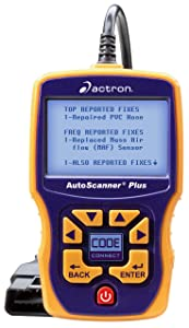 Actron CP9580A Auto Scanner