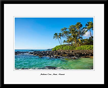 Beach Poster Photo Poster Print Art * All Sizes 3291 MOLOKAI SHORE HAWAII