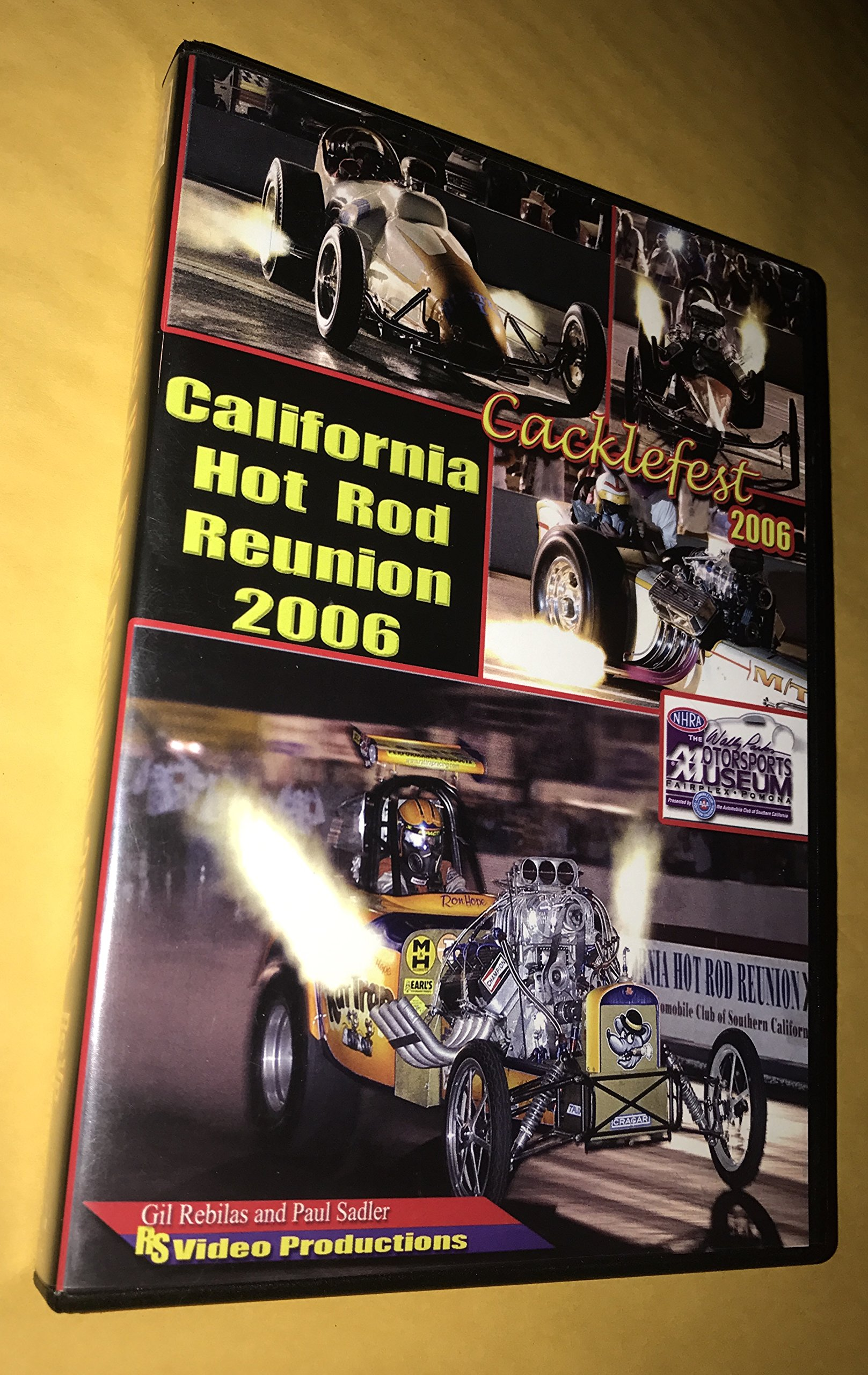 The 15th Annual California Hot Rod Reunion 2006