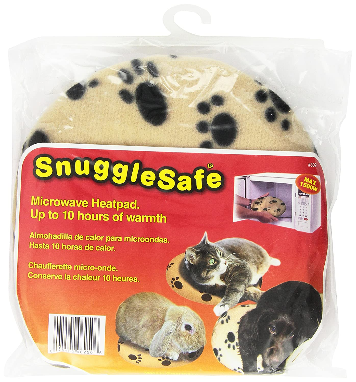 Snuggle Safe Microwavable Heating Pad