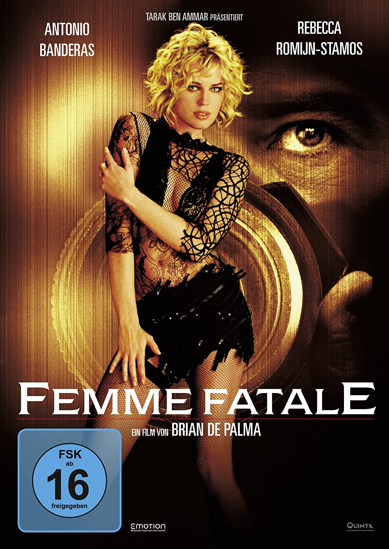 Femme Fatale: Amazon.de: Rebecca Romijn, Antonio Banderas, Peter ...