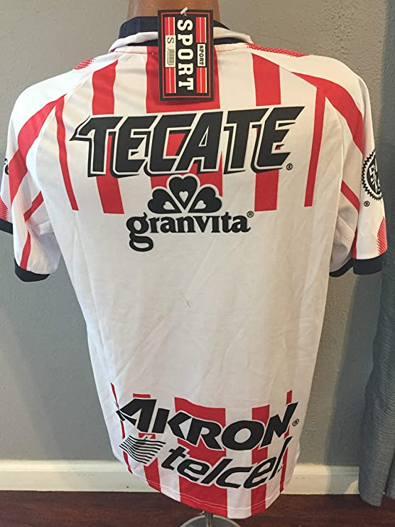 Amazon.com : New Club Deportivo Guadalajara Chivas Playera generica ...