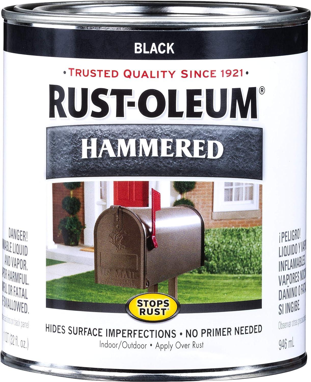 Rust-Oleum Hammered Metal Finish