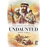 Osprey 78849 Undaunted: North Africa: A Sequel to The WWII Deckbuilding: Sequel to the Board Game Geek Award-Winning…