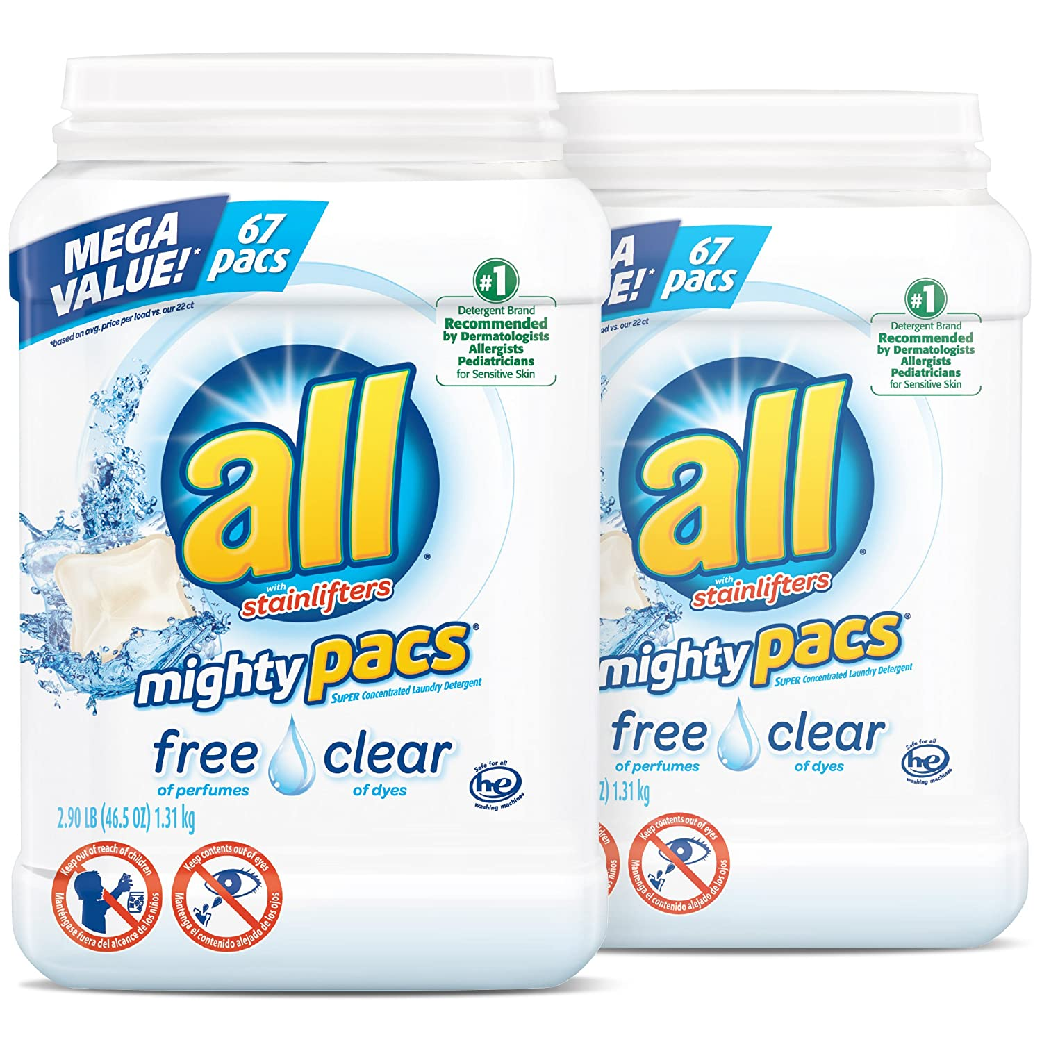 Best Laundry Detergent For Eczema Babies Buyer S Guide 2019