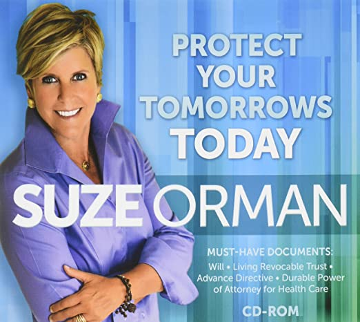 Amazon suze orman protect your tomorrows today suze orman protect your tomorrows today solutioingenieria Images