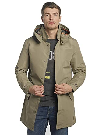 JACK & JONES Jornew Fate Long Parka Hombre