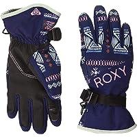 Roxy Jetty-Guantes para Snowboard/Esquí para Chicas 8-16, Niñas
