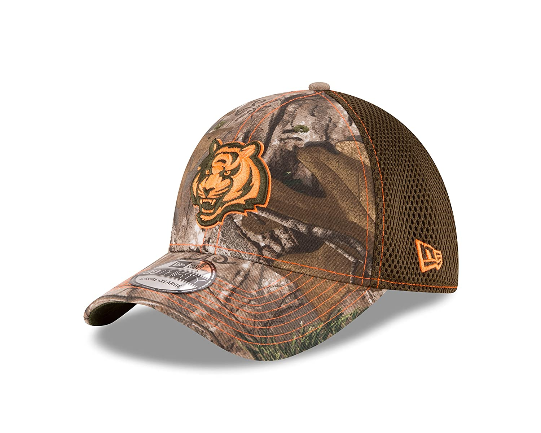 detailed look 07800 adbbc Amazon.com   New Era NFL Realtree NEO 39THIRTY Stretch Fit Cap   Clothing
