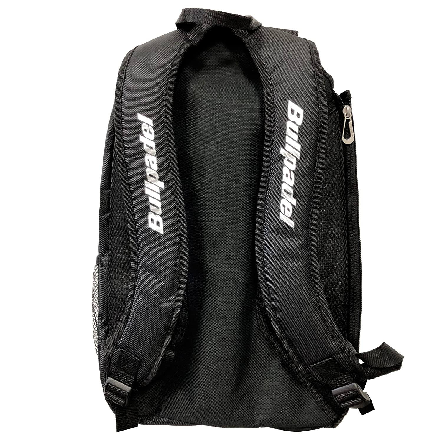 Mochila Bullpadel Avant Carbon Black