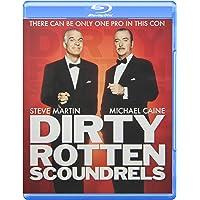 Dirty Rotten Scoundrels  [Blu-ray] [Importado]