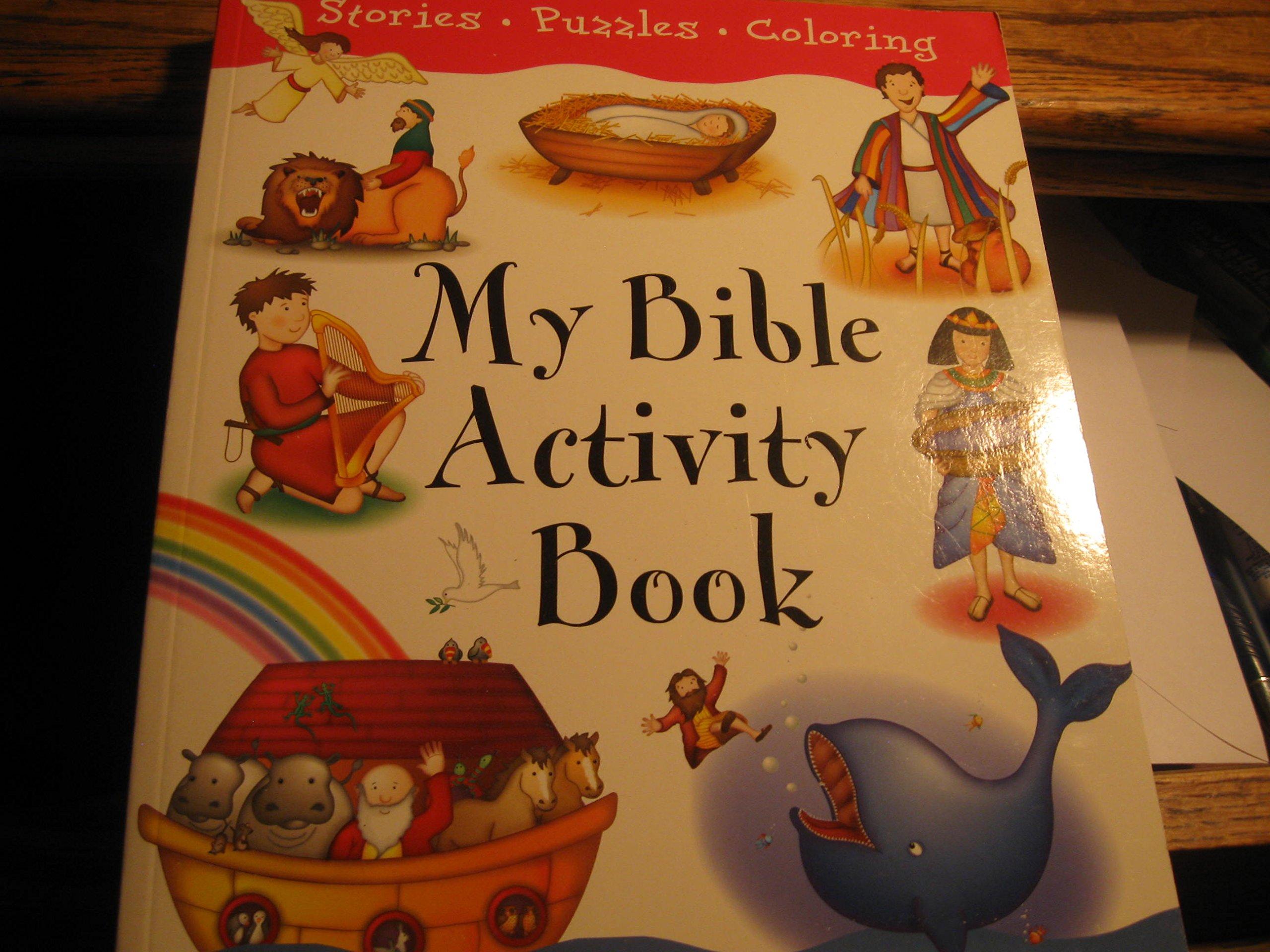 My Bible Activity Book pdf