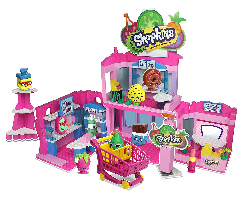 venderse como panqueques Shopkins 37338 Shopville Shopville Shopville Town - Juego de Juegos  lo último