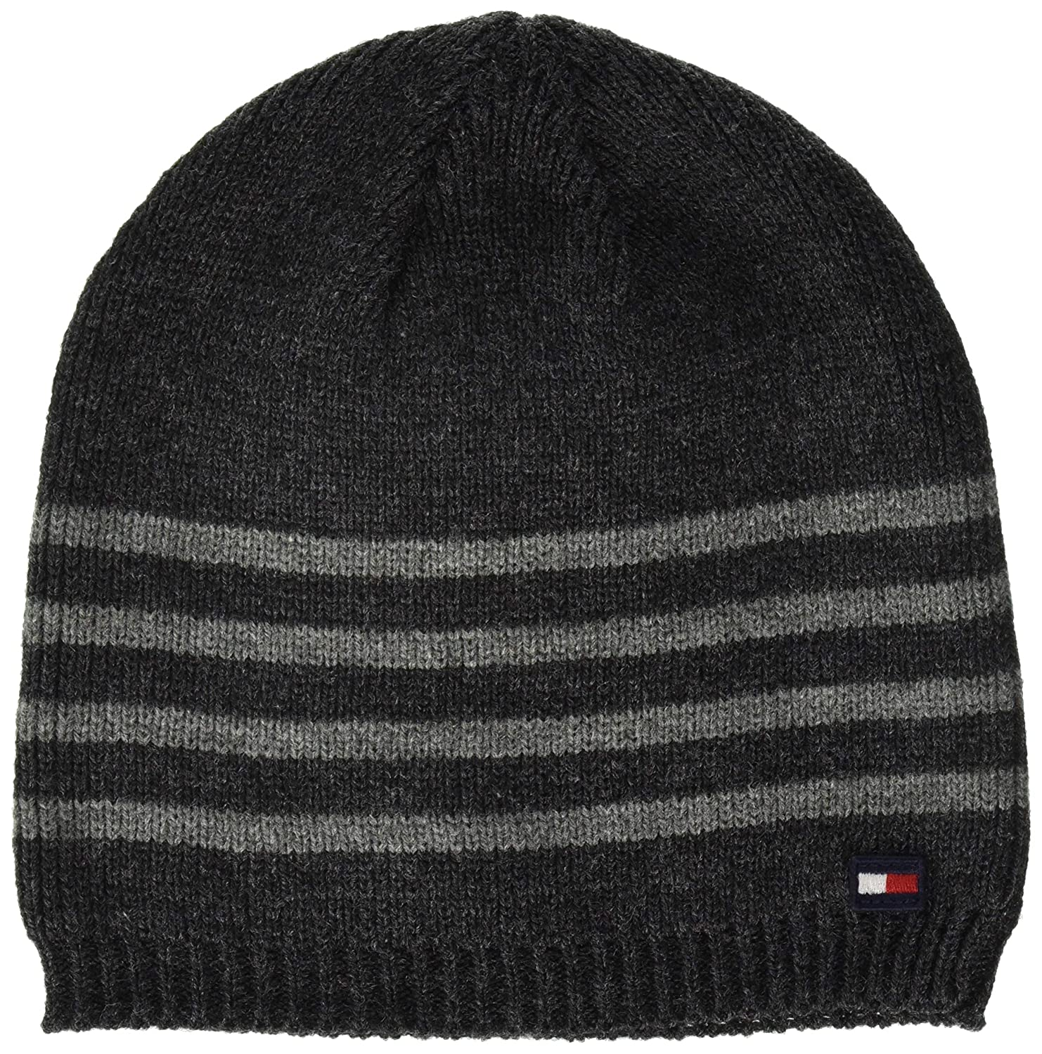 36c20c873f7 Tommy Hilfiger Men s Cold Weather Knit Beanie